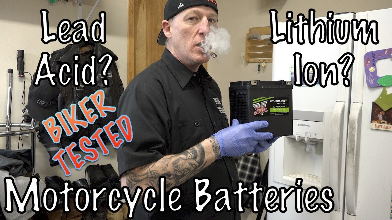 Motorcycle Lithium Ion Vs Lead Acid Battery Comparison Review Guide