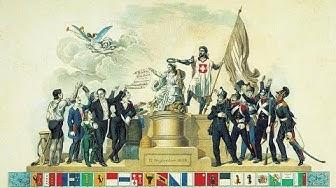 Geschichte der Schweiz 7: Bundesstaat 1848 und die demokratische Bewegung