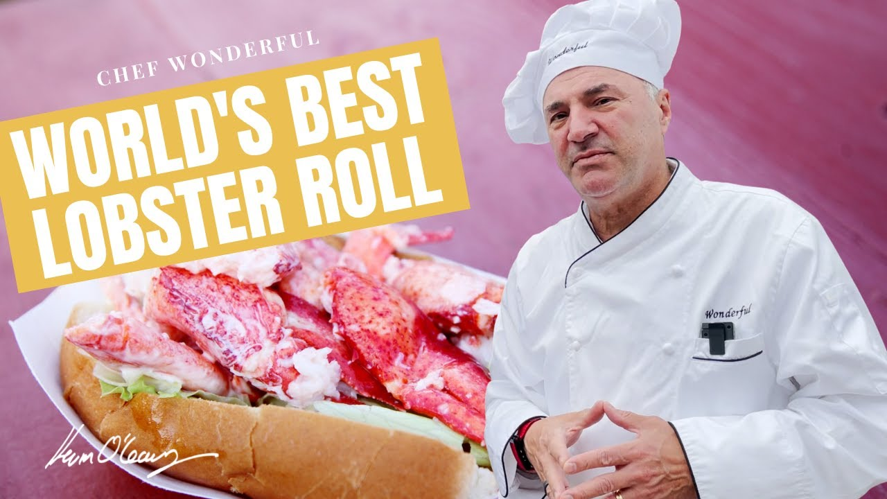 The SECRET Behind The World's Best Lobster Roll | Chef Wonderful