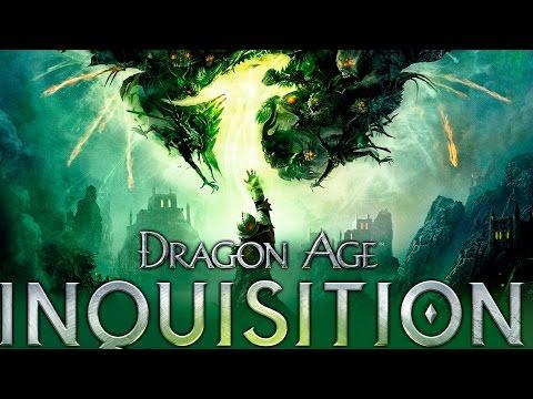 DRAGON AGE   INQUISITION Trailer - Очень красиво!