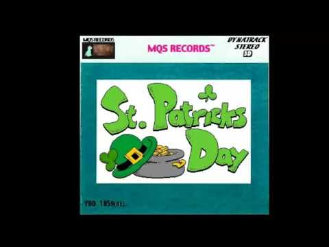 ST PATRICK'S DAY SONGS ~  RODS JUKEBOX 45'S MARCH 17 1991