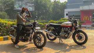 What An Interceptor 650 Owner Thinks About Honda Highness CB 350: This Is A Must Watch
