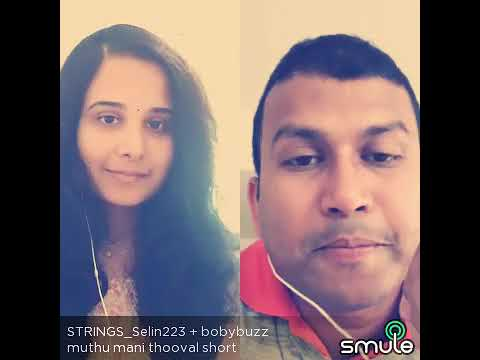 Smule - really nice voice ...hear it once | muthumani thooval tharam