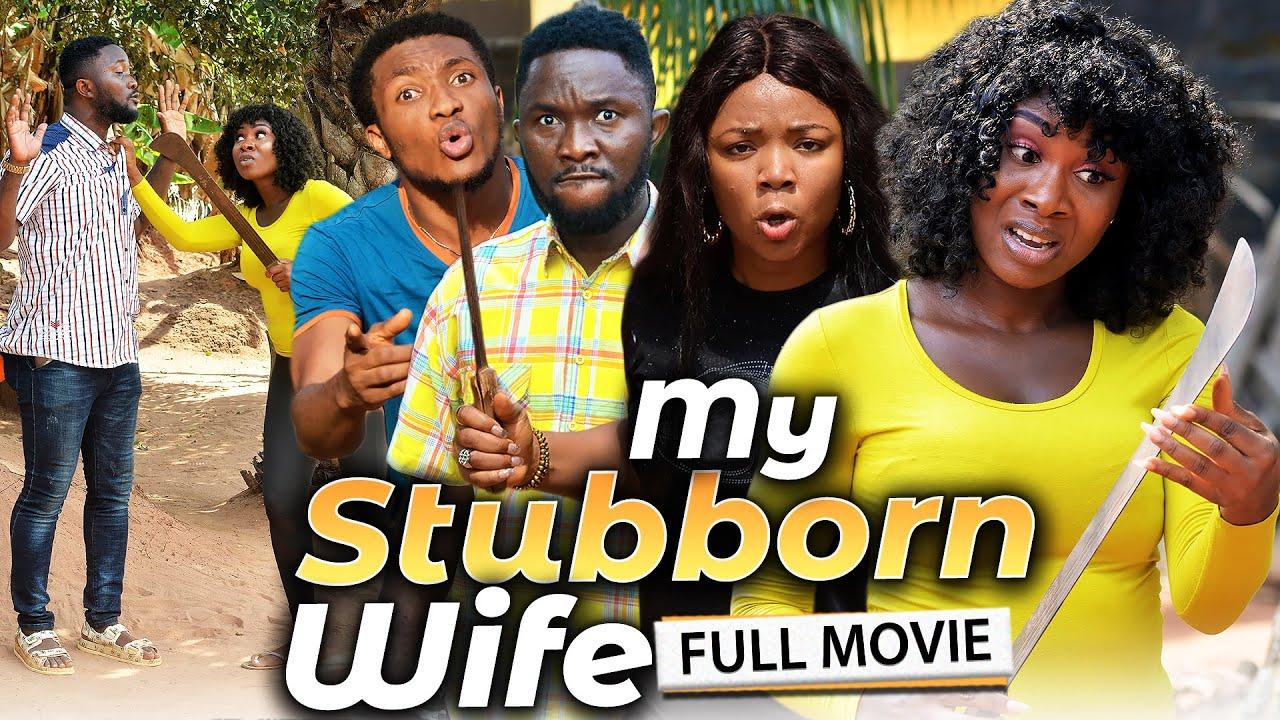 Download MY STUBBORN WIFE (Full Movie) Sonia Uche/Angel Palazzo & Rhema Isaac Latest Nigerian Nollywood Movie