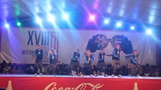 legion g 1er lugar categoria de hip hop festival de danza joven 2015