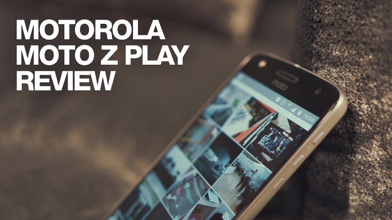 Moto Z Play & Moto Mods Full Review