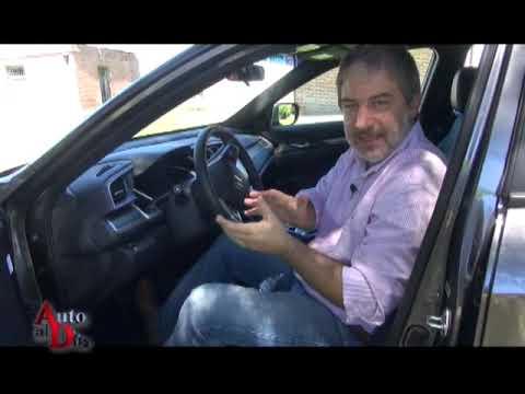HONDA CIVIC EX-T 1.5 TEST AUTO AL DÍA (25.2.17)