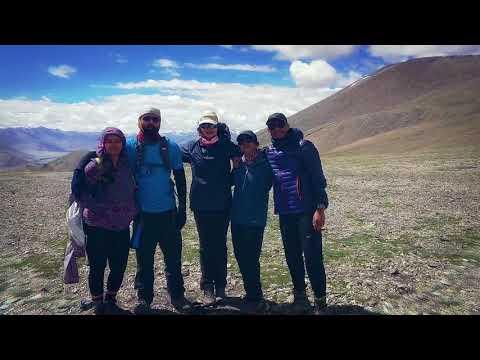 Ultimate Frontier Outlands -Rumtse to Tso kar trek, Ladakh, India