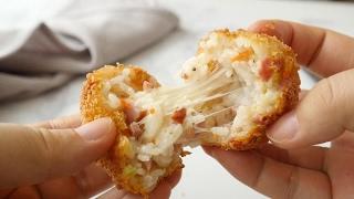 이탈리아요리 [맛있는 아란치니 만들기 : arancini]  [우미스쿠킹 : 그녀의요리]