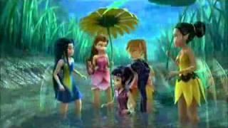 Tinkerbell Hadas al Rescate - Rio de Lodo - Walt Disney Studios Oficial