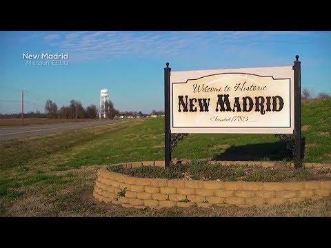 Madrid de Sol a Sol: New Madrid, Estados Unidos