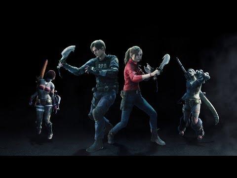 Герои Resident Evil 2 посетят Monster Hunter: World