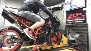 KTM RC390 Yoshimura Rapidbike EDR Performance 39 rwhp
