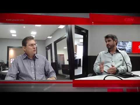 Entrevista CBN AGRO - 16 - 11 - 2018