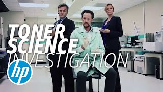 Episode 4: Missing Persons | Toner Science Investigation by HP