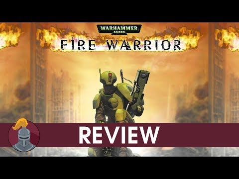 Warhammer 40K Fire Warrior Review