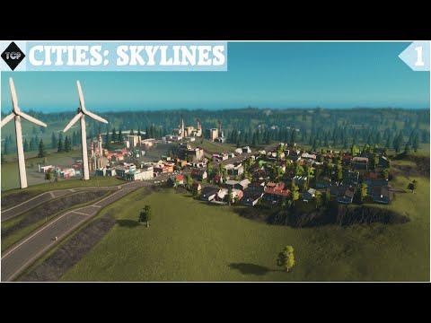 Cities: Skylines | Helsinki - Osa 1 | Aloitetaan Rakentaminen!