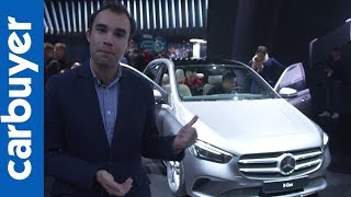New Mercedes B-Class – Paris Motor Show 2018 – Carbuyer