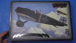 Sprue Review Wingnut Wings 1 32 Junkers D 1