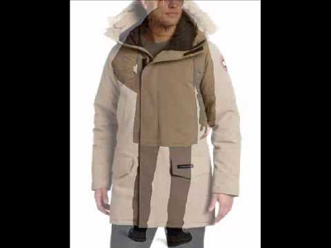Canada Goose trillium parka online cheap - Mens Apparel: Canada Goose Men's Langford Parka Review - YouTube