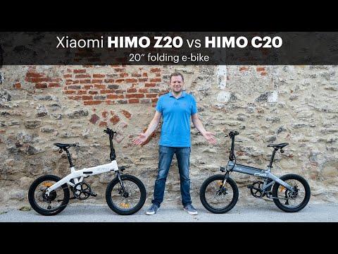 Xiaomi Himo Z20 vs Himo C20 - Comparison Review