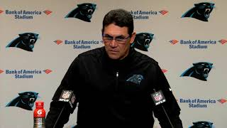 Ron Rivera:  Keep Pounding. That is our mantra 2017 Video