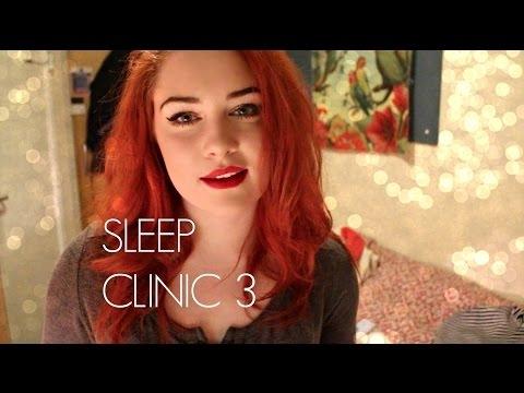 ~ The Ultimate ASMR Sleep Clinic ~