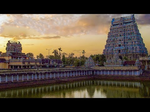 Powerful Shiva Temples in Tamilnadu - Nataraja Temple, Chida