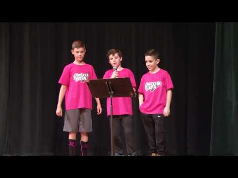 Hopkins School's 5th Grade Talent Show