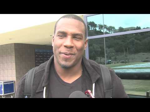 Antonio Gates on Eric Weddle, Ladarius Green and Playing Defense - San Diego Chargers