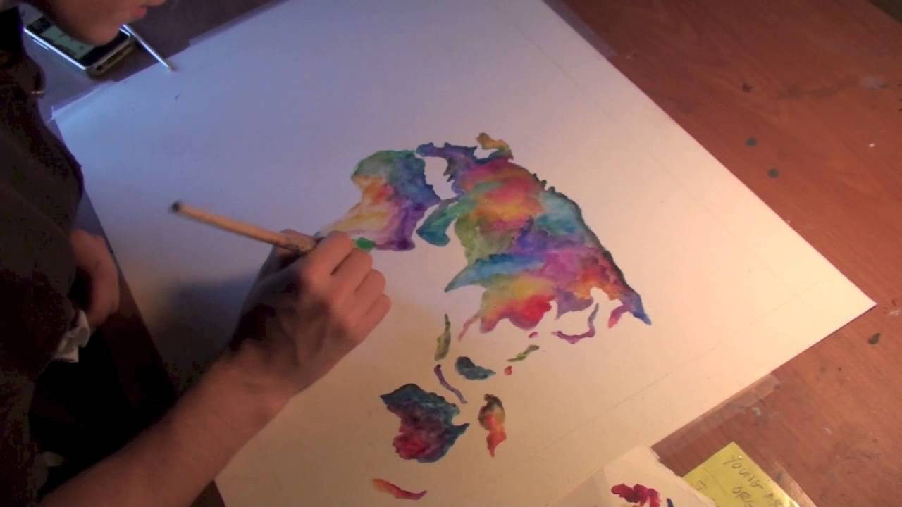 How To Make World Map Art Gallery Diagram Writing Sample
