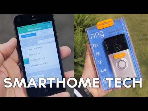 Top Smart Home Tech of 2015! (CES)