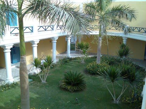 Египет, Хургада, отель Lillyland, идём в номер ッ