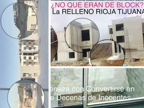 La Rioja Tijuana Imágenes Desgarradoras De La Violencia Vivida En La Zona De Colinas De California