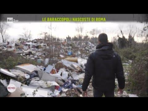 Le Baraccopoli Nascoste Di Roma - Nemo - Nessuno Escluso 08/06/2018