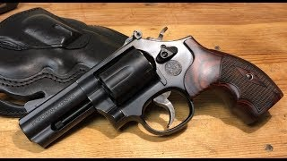 Smith & Wesson 19 K Comp Carry: Shooting, carrying, you name it!