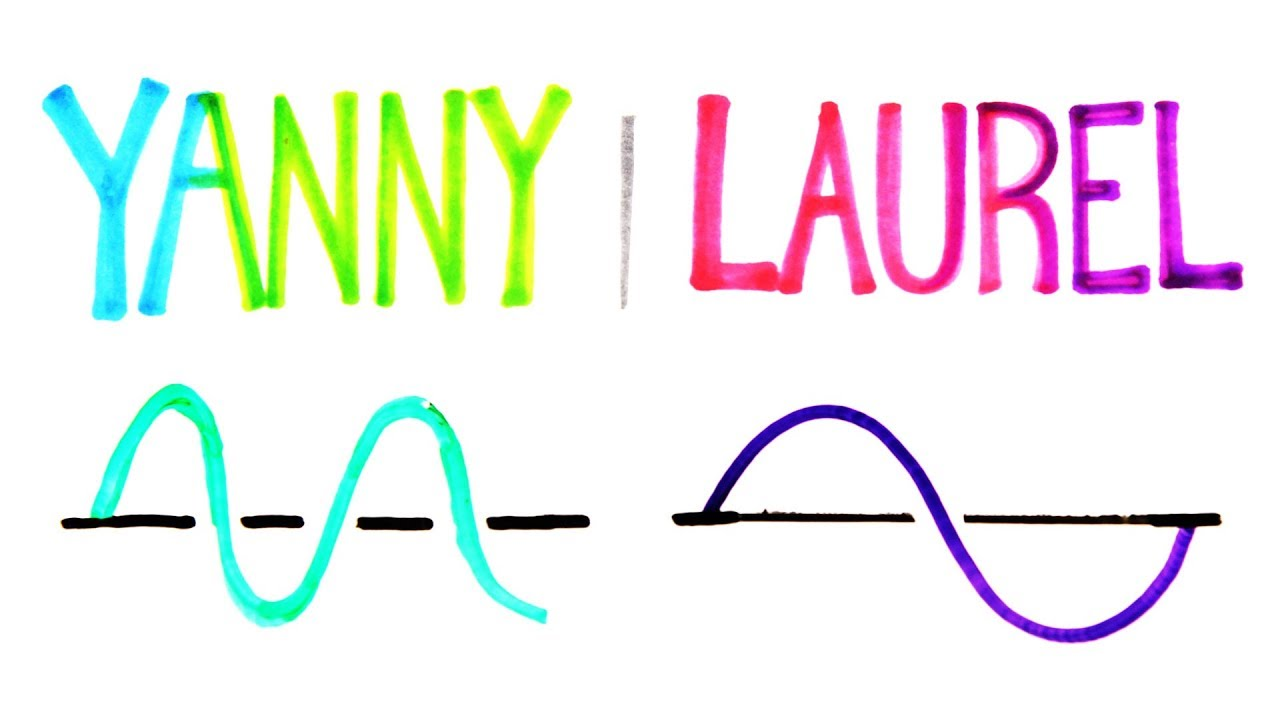 Do You Hear 'Yanny' or 'Laurel'? (SOLVED with SCIENCE)