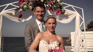 Helan & Andrew Wedding Trailer