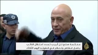 محكمة إسرائيلية تمدد اعتقال النائب غطاس