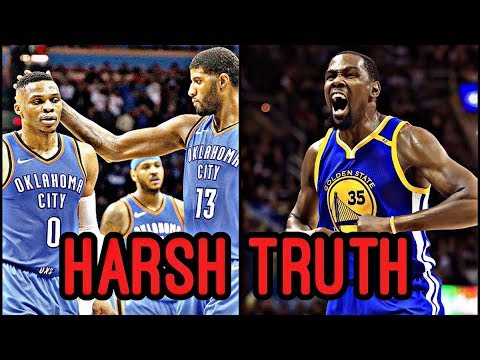 How Russell Westbrook is SAVING Kevin Durant's Legacy! (HARSH TRUTH)
