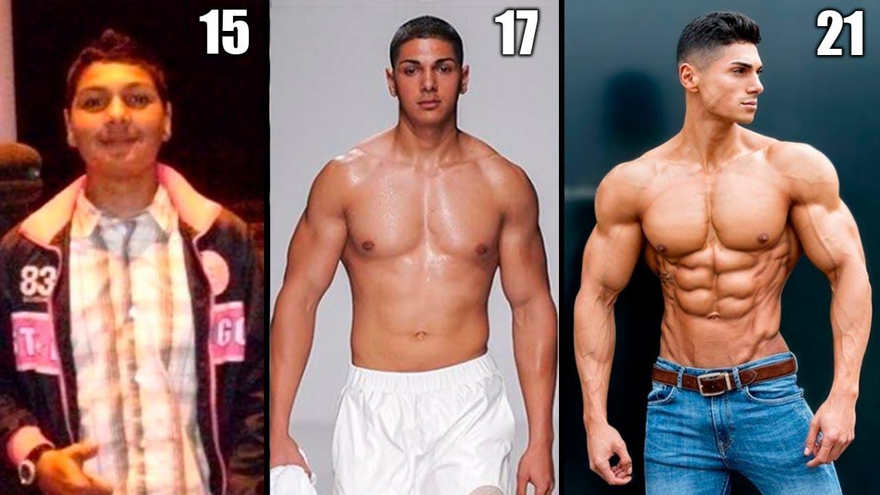 Andrei Deiu – Transformation – Workout Motivation