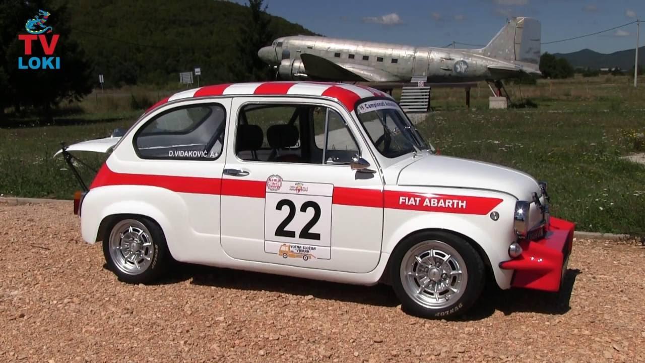 Abarth 500 0 60 >> Fiat Abarth 850 TC - YouTube