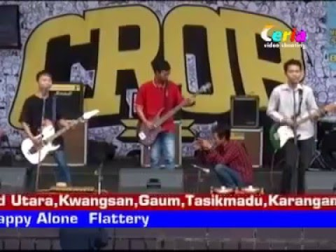 Happy Alone - Cover Cerita Semalam (Supermen Is Dead)