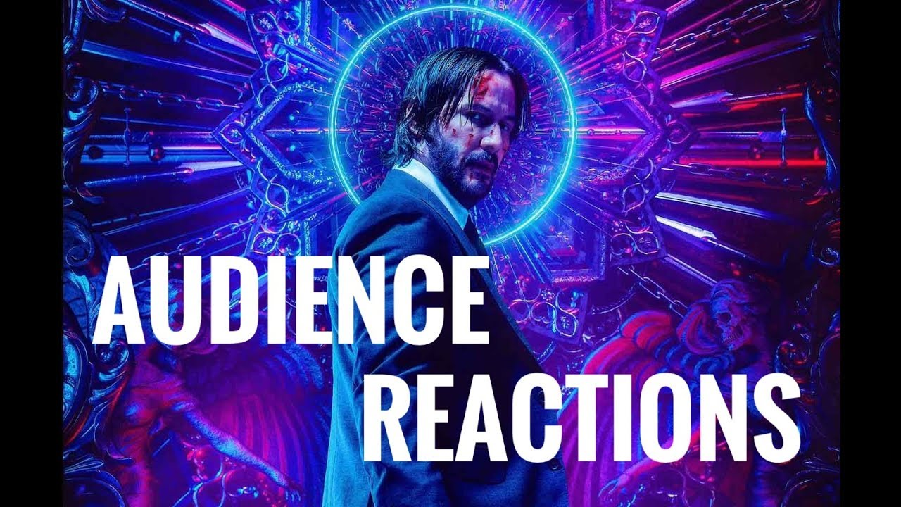 John Wick: Chapter 3 - Parabellum -  Audience Reactions [SPOILERS]