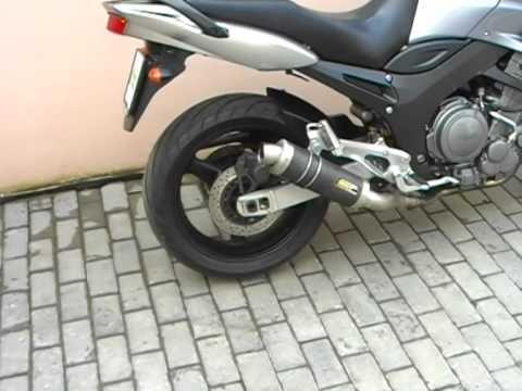 Yamaha TDM 900 Mivv exhaust