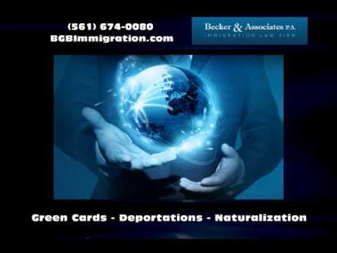 Immigration Lawyers Boca Raton FL - Becker and Associates