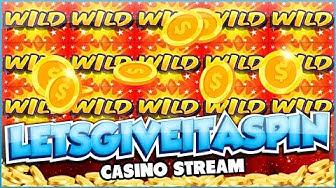 LIVE CASINO GAMES - €2000 Novomatic stream coming up!