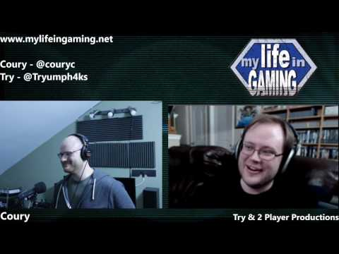 Reposting My Life in Gaming - Game & Production Talk w 2 Player Productions
