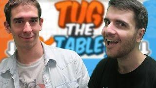 LE JEU LE PLUS INUTILE DU MONDE ! - Tug the table
