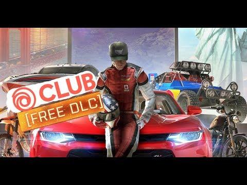 The Crew 2 Club Ubisoft Free DLC Content - Free Money, Cars, Skins & More - 1080p 60 fps - Episode 2